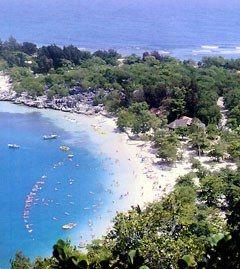 Plages( D'Haiti)
